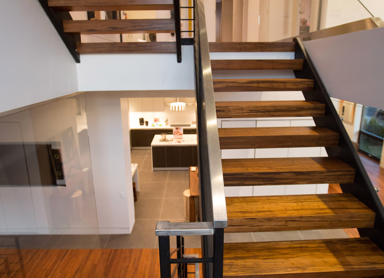 Healthy Home Installation Custom Stairs Chicago