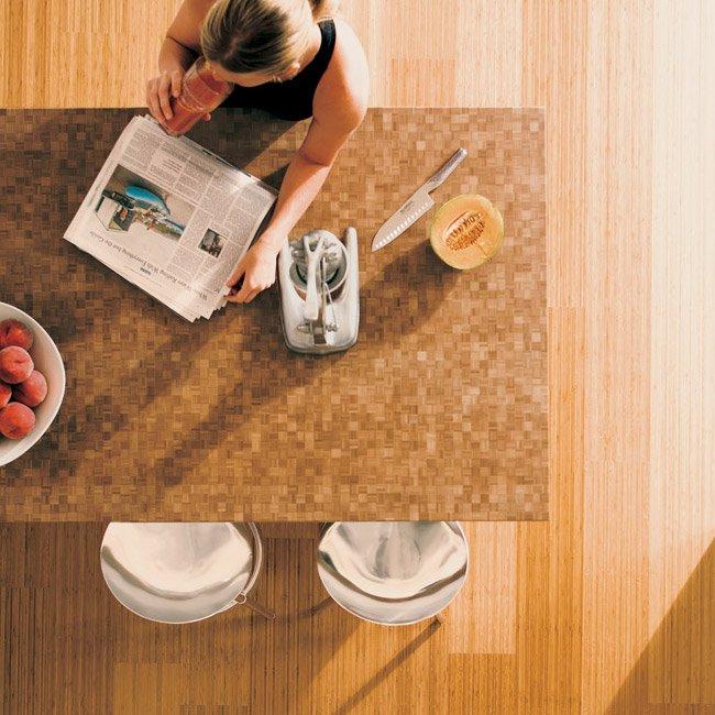 Countertops - Teragren Bamboo Countertops, Traditional & Strand