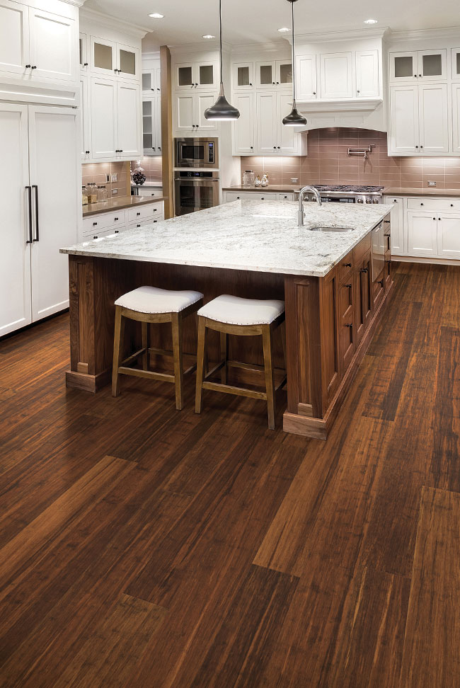 Synergy® Wide Plank Roomscene