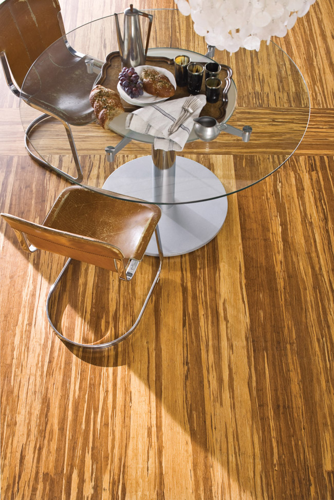 Synergy Wide Plank Xcora Engineered Bamboo Floors