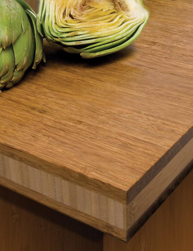 Strand Bamboo Countertop