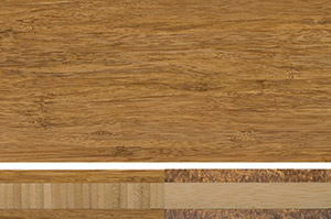 Teragren Strand Bamboo Chestnut VGC Countertop Thumbnail