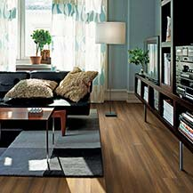 Neotera Collection - Color Sherman Swatch- Xcora® Strand Bamboo Floor, - Product by Teragren