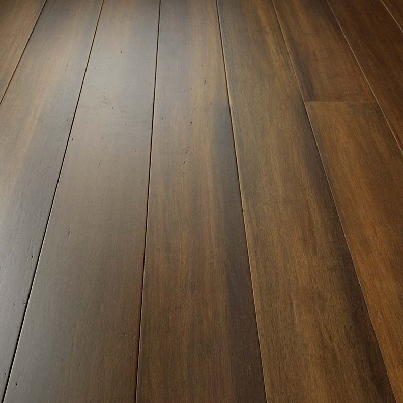 XCORA SHERMAN | ENGINEERED STRAND | WIDE PLANK | TONGUE & GROOVE | Neotera Collection Product by Teragren Inc