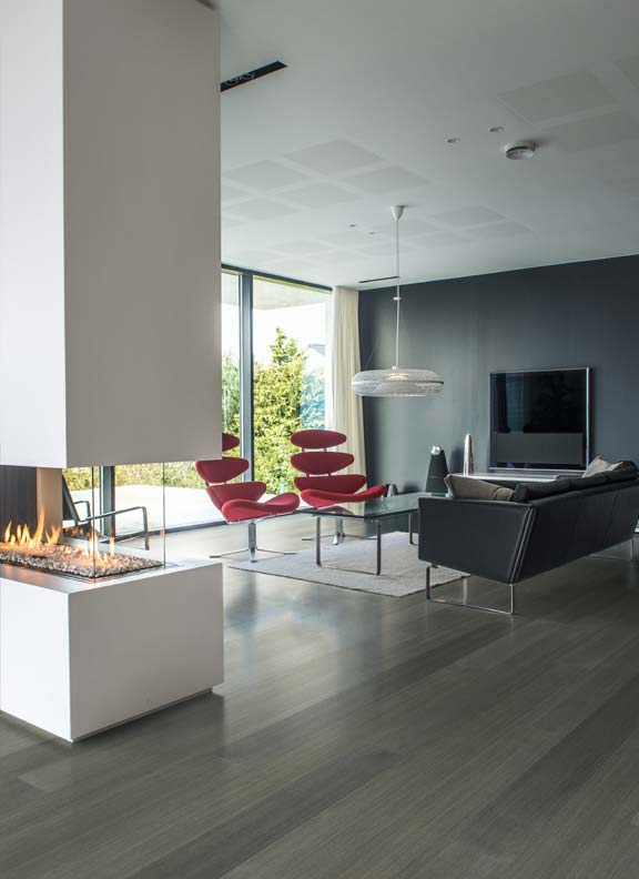 Wright Bamboo Collection - Color Crossfield- PureForm™ Solid Traditional Bamboo Floor - Product by Teragren Inc
