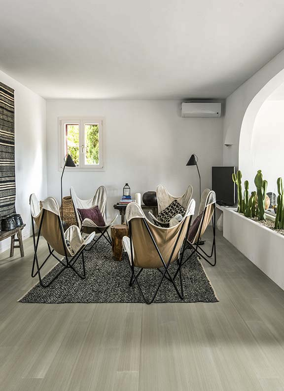 Wright Bamboo Collection - Color Lindbergh, PureForm™ Solid Traditional Bamboo Floor - Product by Teragren