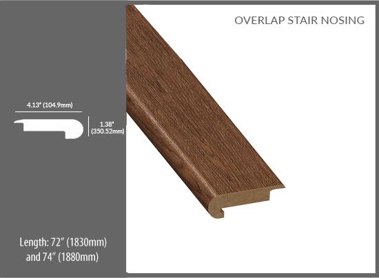 Stair Parts Trim Accessories For Teragren Flooring
