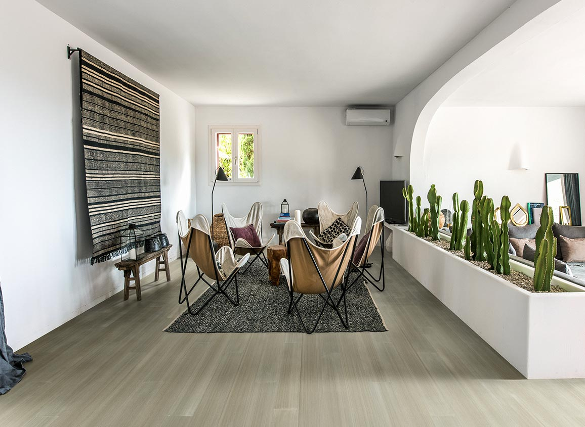 PUREFORM LINDBERGH | SOLID TRADITIONAL | ULTRA WIDE PLANK | TONGUE & GROOVE | Wright Bamboo Collection Product by Teragren Inc