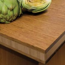 Bamboo Strand Countertops and Tabletops by Teragren Inc.