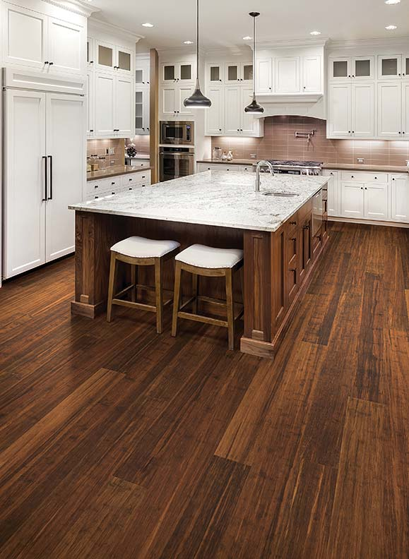 Synergy Wide Plank, Product Chestnut by Teragren Inc