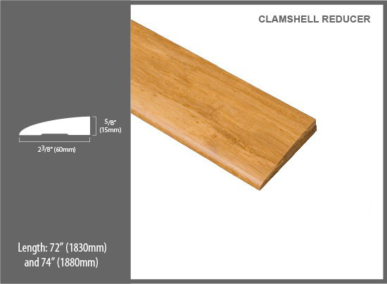 Stair Parts Trim Accessories For Teragren Flooring