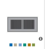 Teragren Inc Vent Flooring Accessory